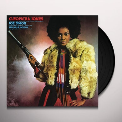 Cleopatra Jones / Var CLEOPATRA JONES (ORIGINAL MOTION PICTURE) / VAR Vinyl Record