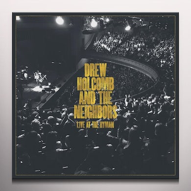 Drew Holcomb and the Neighbors LIVE AT THE RYMAN Vinyl Record