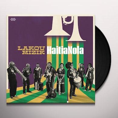 Lakou Mizik HAITIANOLA Vinyl Record