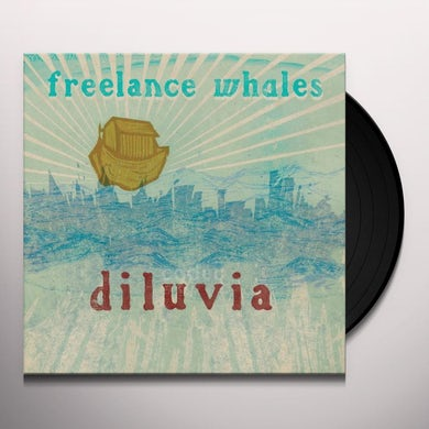 Freelance Whales DILUVIA Vinyl Record