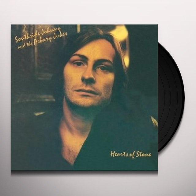 Southside Johnny & Asbury Jukes HEARTS OF STONE Vinyl Record - 180 Gram Pressing
