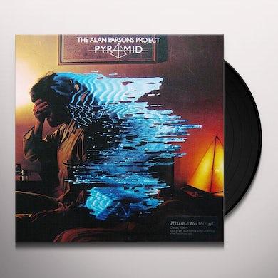 Alan Parsons PYRAMID Vinyl Record