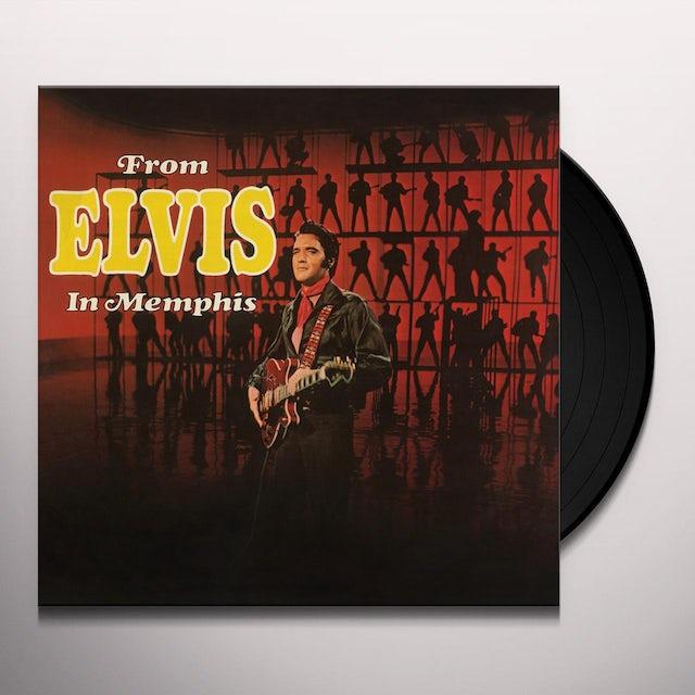 FROM ELVIS IN MEMPHIS Vinyl Record