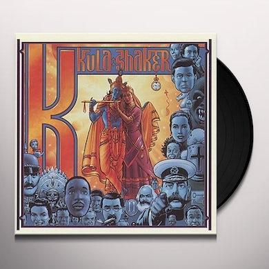 Kula Shaker K PLUS PURPLE ONE SIDED 7 HUSH Vinyl Record