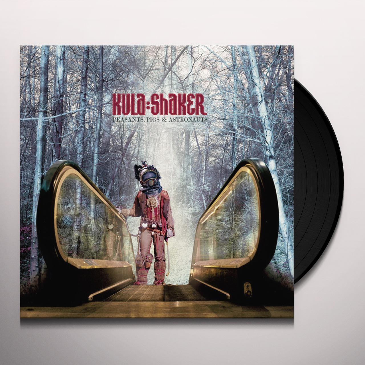 Kula Shaker Peasants Pigs Astronauts Vinyl Record