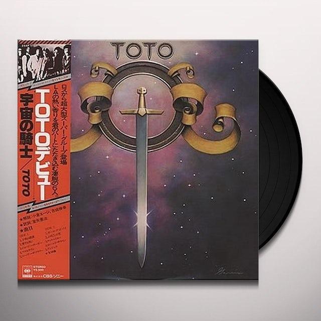 Toto Vinyl Record