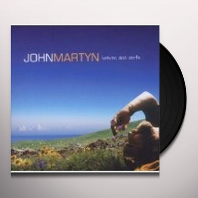 John Martyn HEAVEN & EARTH Vinyl Record