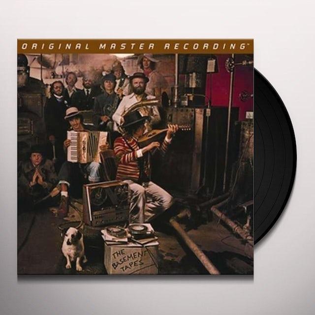 Bob Dylan BASEMENT TAPES Vinyl Record