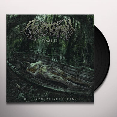 Cryptopsy BOOK OF SUFFERING - TOME II Vinyl Record