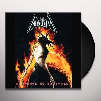 SERVANTS OF DARKNESS Vinyl Record