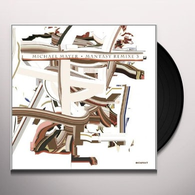 Michael Mayer MANTASY REMIXE 3 Vinyl Record
