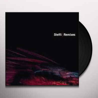 Steffi REMIXES Vinyl Record