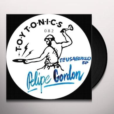 Felipe Gordon TEUSAQUILLO Vinyl Record
