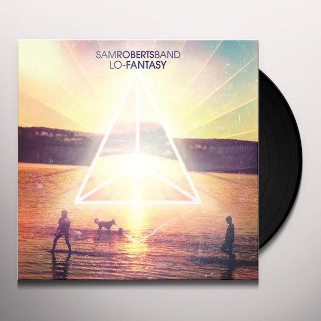 Sam Roberts LO-FANTASY Vinyl Record