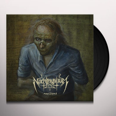 Nachtmystium RESILIENT Vinyl Record