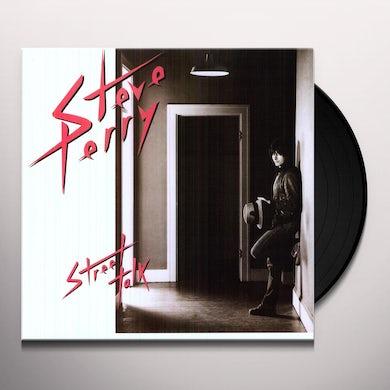 Steve Perry STREET TALK Vinyl Record