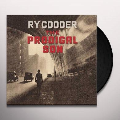 Ry Cooder PRODIGAL SON Vinyl Record