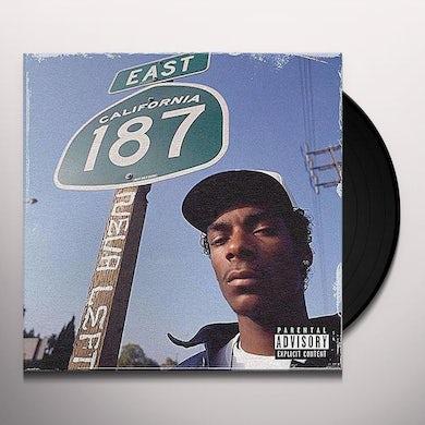 Snoop Dogg NEVA LEFT Vinyl Record
