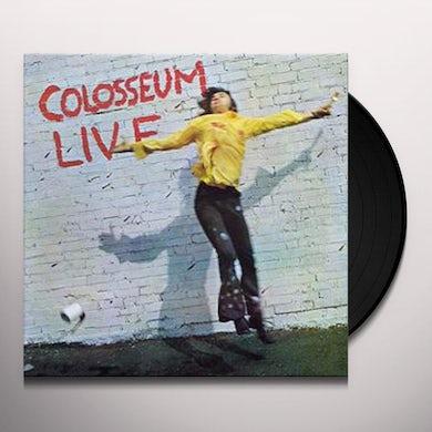 Colosseum LIVE Vinyl Record