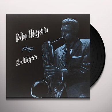 Gerry Mulligan MULLIGAN PLAYS MULLIGAN Vinyl Record