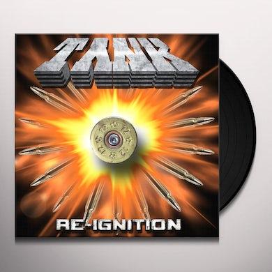 Tank Re-Ignition Vinyl Record