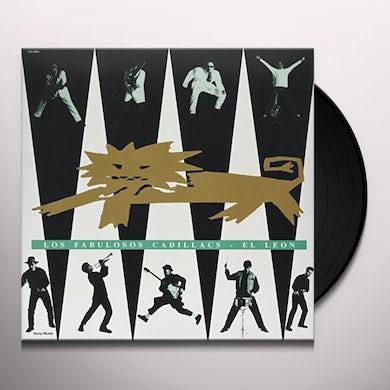 FABULOSOS CADILLACS EL LEON Vinyl Record