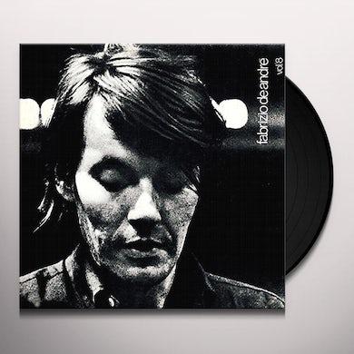 Fabrizio De Andre VOLUME 8 Vinyl Record