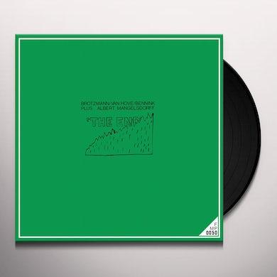 Brotzmann / Hove / Albert Mangelsdorff END Vinyl Record