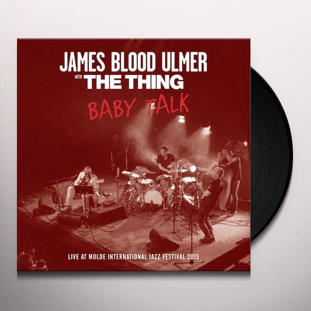 Talk / James Blood Ulmer