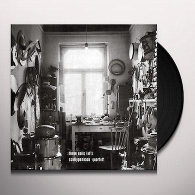 Schlippenbach Quartet THREE NAILS LEFT Vinyl Record