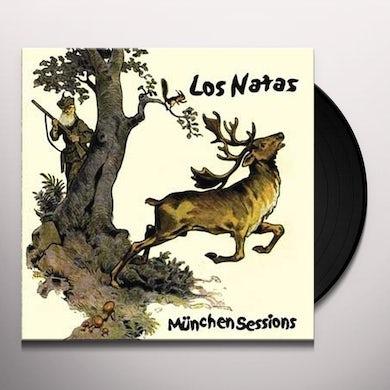 Los Natas MUNCHEN SESSIONS Vinyl Record