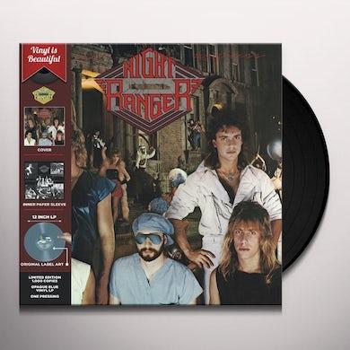 Night Ranger Midnight Madness (Light Blue Opeque Viny Vinyl Record