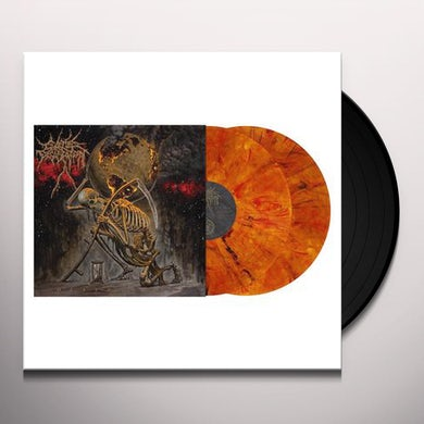 Cattle Decapitation DEATH ATLAS Vinyl Record