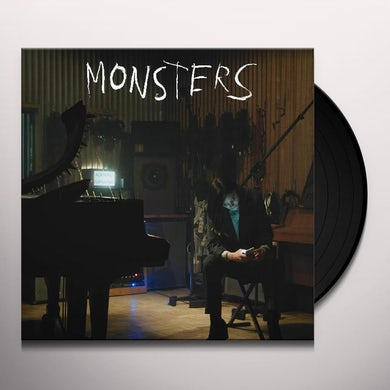 Monsters Vinyl Record