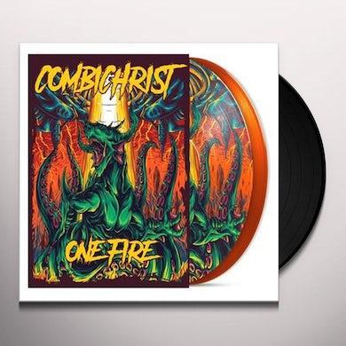One Fire (2 LP)(Orange) Vinyl Record