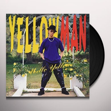 Yellowman MELLOW YELLOW Vinyl Record