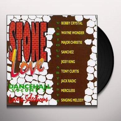 Stone Love Dancehall Hits 2 / Various Vinyl Record