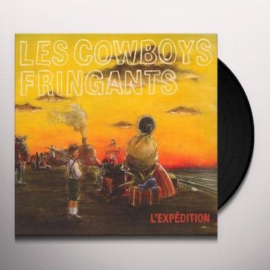 Les Cowboys Fringants L'EXPEDITION Vinyl Record