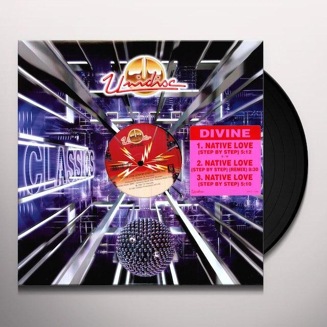 Divine NATIVE LOVE Vinyl Record