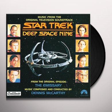 DEEP SPACE NINE / O.S.T. DEEP SPACE NINE / Original Soundtrack Vinyl Record