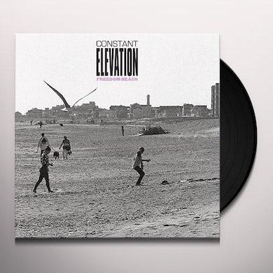 Constant Elevation FREEDOM BEACH Vinyl Record
