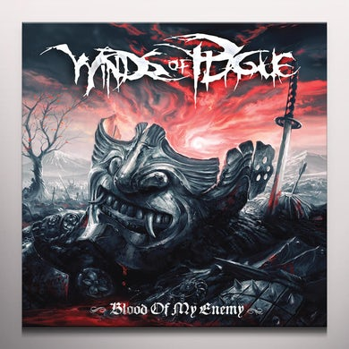 Winds Of Plague BLOOD OF MY ENEMY Vinyl Record