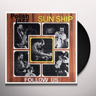 Sun Ship FOLLOW US (POLISH JAZZ) Vinyl Record