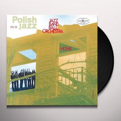 Jazz Band Ball Orchestra HOME (POLISH JAZZ) Vinyl Record