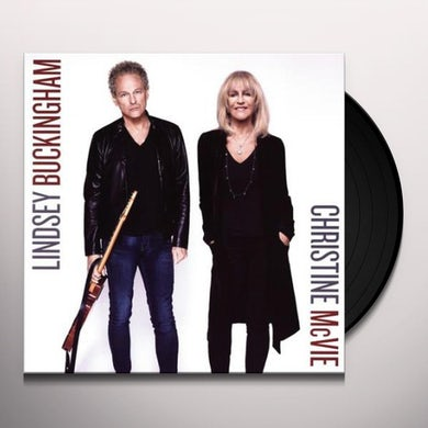 Lindsey Buckingham / Christine Mcvie LINDSEY BUCKINGHAM CHRISTINE MCVIE Vinyl Record
