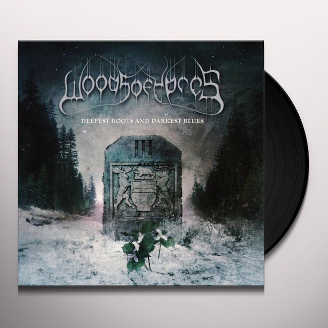 Woods Of Ypres WOODS III: DEEPEST ROOTS AND DARKEST BLUES Vinyl Record