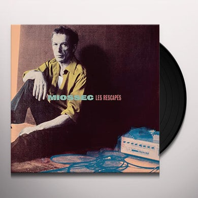 Miossec LES RESCAPES Vinyl Record