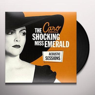 Caro Emerald SHOCKING MISS EMERALD ACOUSTIC Vinyl Record