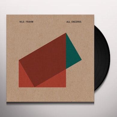 Nils Frahm ALL ENCORES Vinyl Record