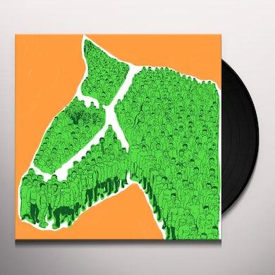 Red Axes KALACOL Vinyl Record
